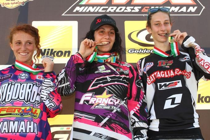 Campionato Italiano MX 125 – Woman – Veteran e Minicross 2013