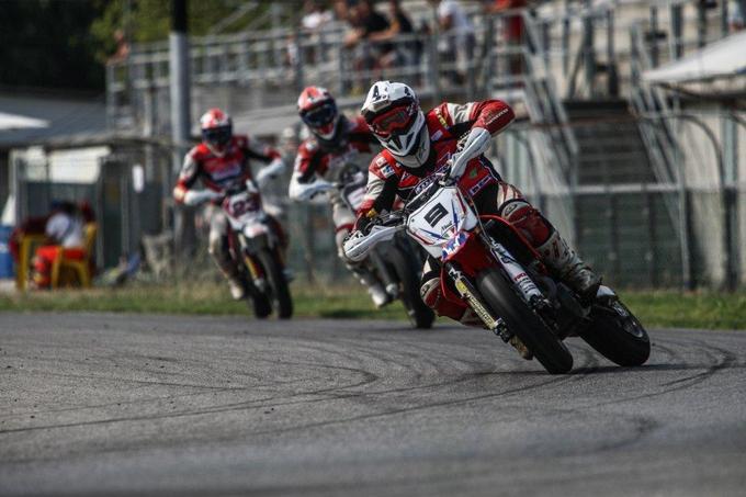 Trofeo XOffRoad/Dunlop/Yamaha/HM Honda SM Cup - Pomposa