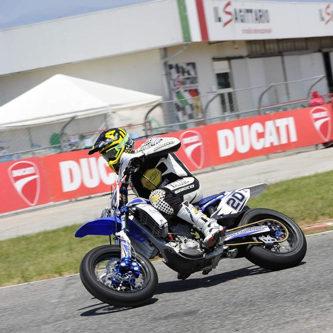 Mondiale Supermoto 2013 - GP Latina