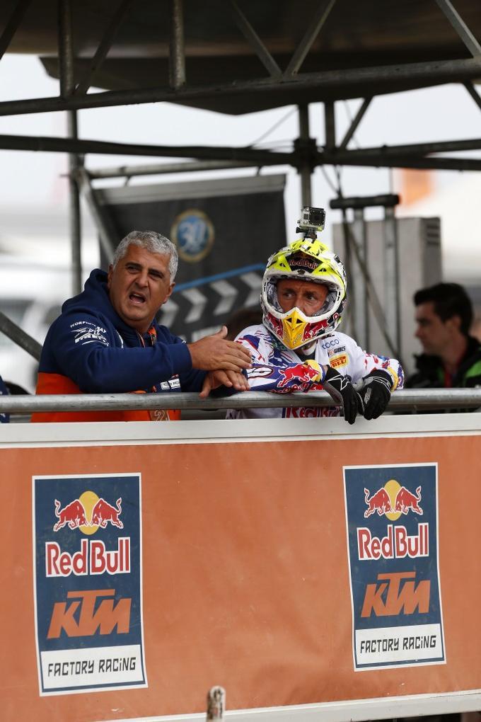 Tony Cairoli Campione del Mondo MX1 2013