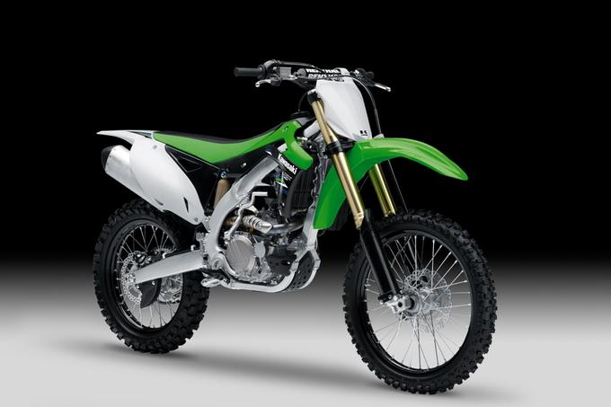 Prova Kawasaki KX-F 2014