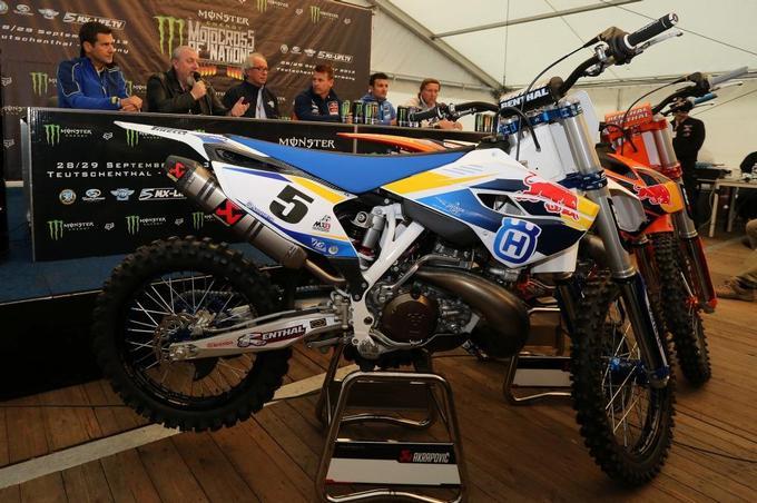 Anteprima 2014 al Motocross delle Nazioni