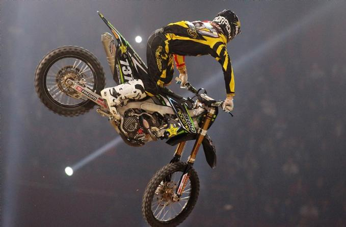 Paris-Bercy Supercross