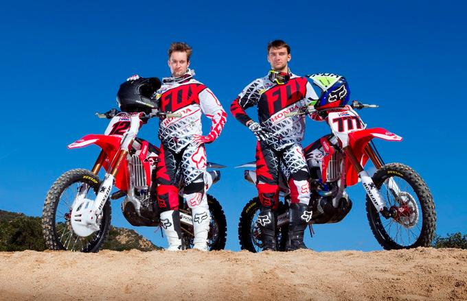 Team HRC World Motocross