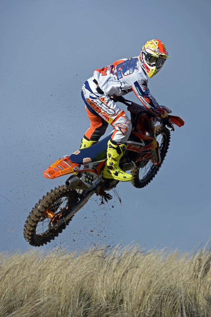Team RedBull KTM Factory Racing 2014