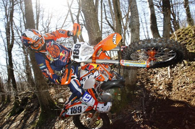 Team KTM Enduro 2014