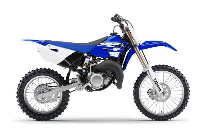 Yamaha svela la gamma off-road 2015