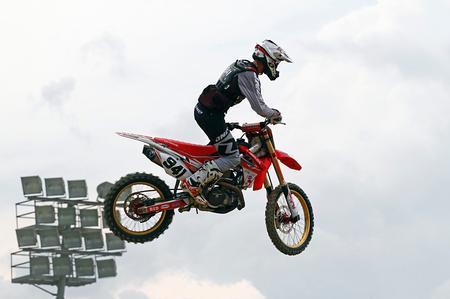 Angelo Pellegrini Motocross Angelo Pellegrini Honda