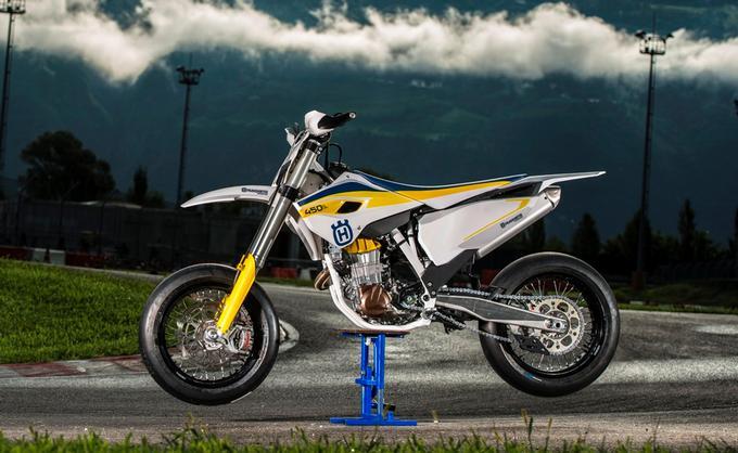 Novità Husqvarna Motorcycles