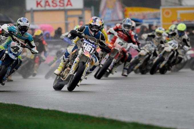 Superbiker Mettet 2014