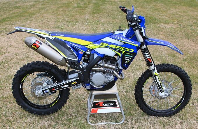 Sherco Factory Racing