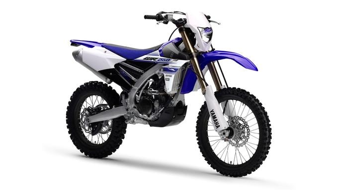 Yamaha Off-Road Competition 2016