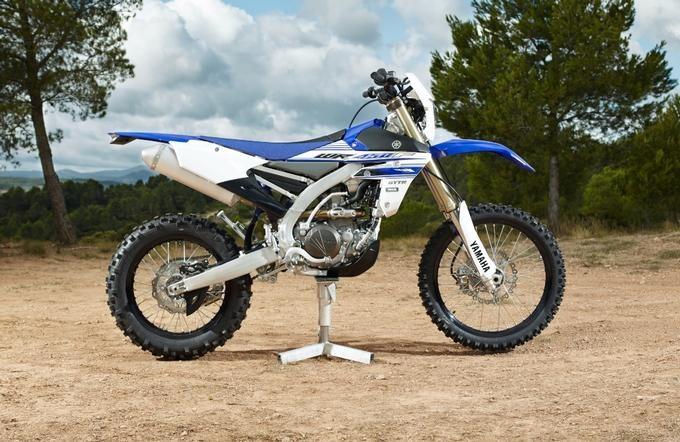 Nuova Yamaha WR450F 2016