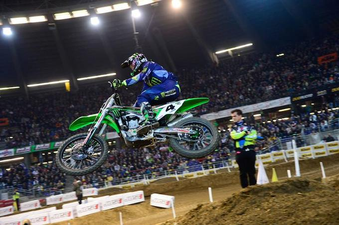 Monster Energy Genova Supercross
