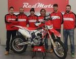 RS Moto Honda Rally Team 2016