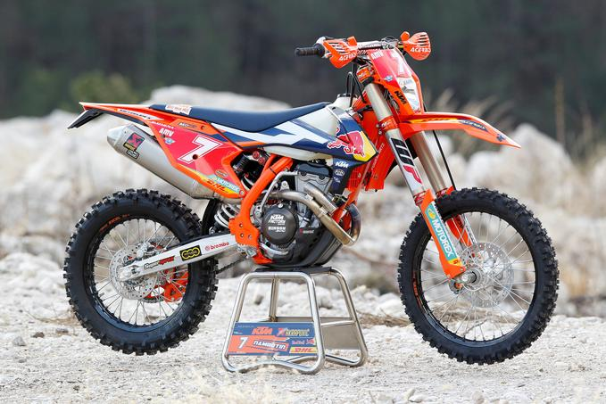 KTM Enduro Team 2016