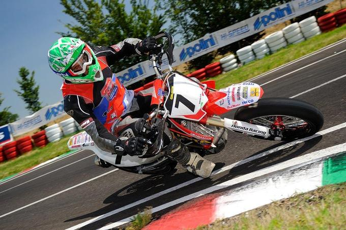 Campionato Regionale Supermoto Lombardia-Piemonte 2016