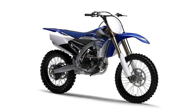 Yamaha Off-Road Competition