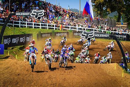 Motocross delle Nazioni in chiaro su Italia 1