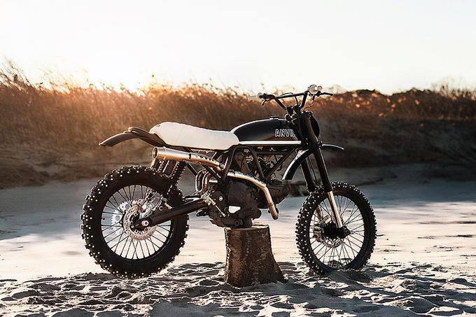 Anvil Motociclette