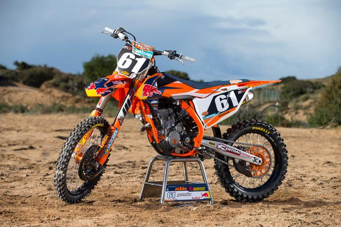 Team Red Bull KTM Factory 2017