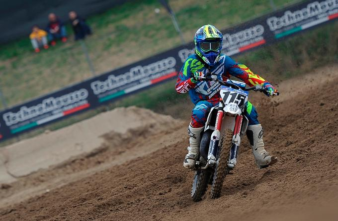 Campionato Italiano MX Junior 2017