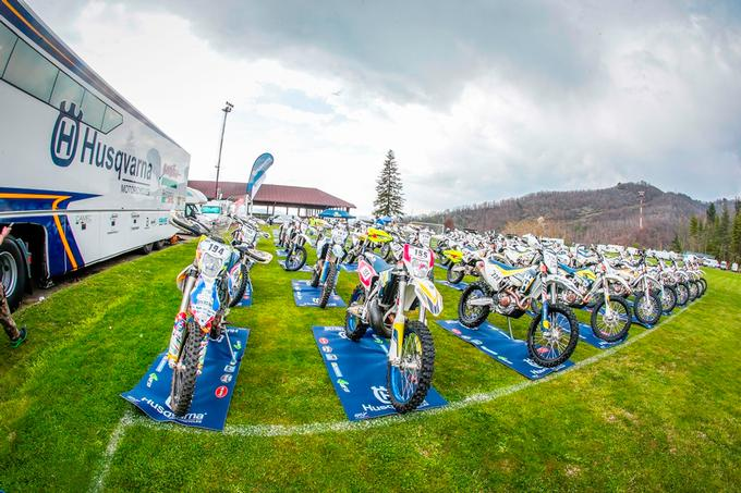 Trofeo Enduro Husqvarna 2017