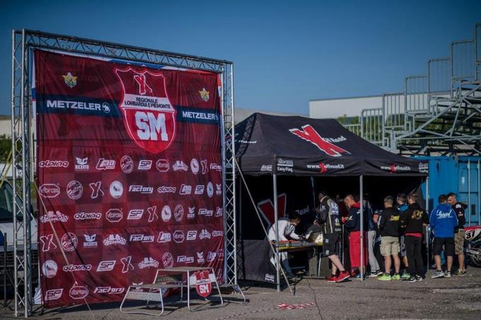 Regionale Supermoto  Lombardia e Piemonte 2017
