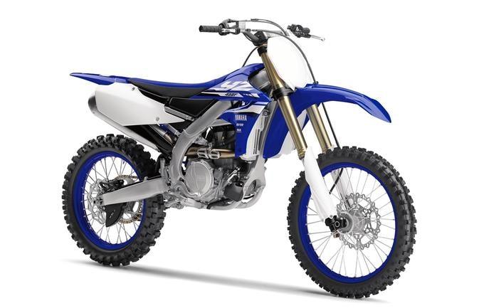Yamaha YZ450F m.y. 2018