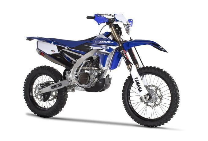 Nuove Yamaha EnduroGP