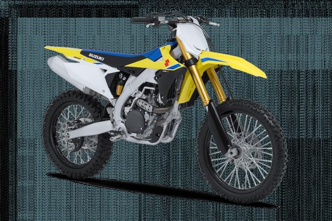 Nuova Suzuki RMZ 450 2018