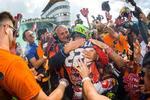 KTM celebra il talento di Tony Cairoli