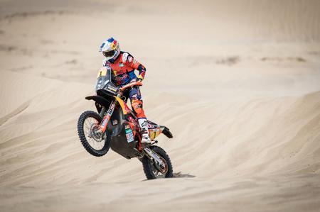 Dakar: Peterhansel vince anche 5/a tappa