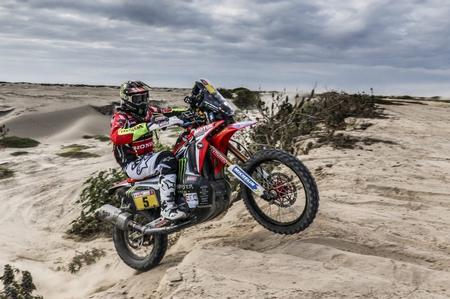 Dakar, quinta tappa: vittoria per Barreda