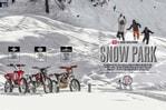 Su Dueruote di Febbraio: Snow park