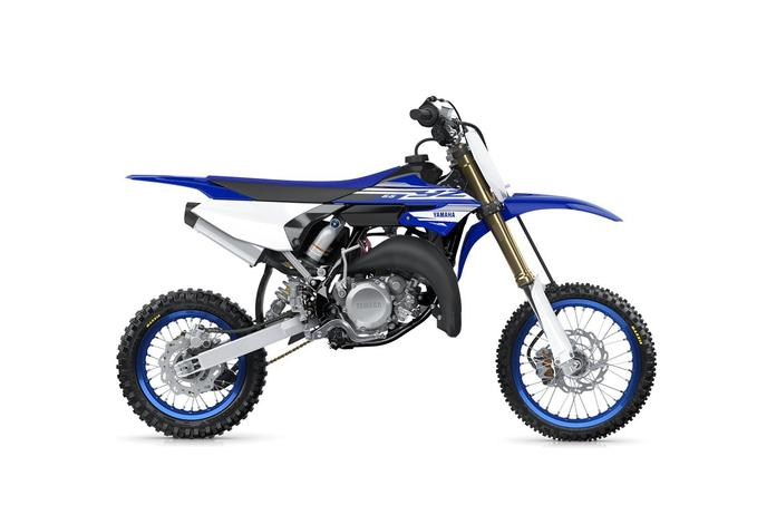 Nuova Yamaha YZ65 2018