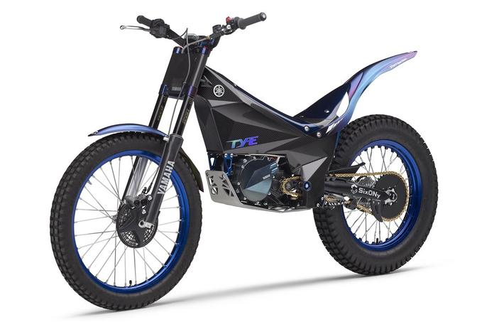 Nuova Yamaha TY-E