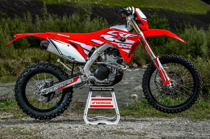 Honda CRF Enduro Racing 2019
