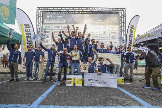 Trofeo Enduro Husqvarna 2018